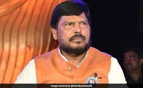 Ramdas Athawale Allegedly Slapped Pushed By Man In Maharashtra