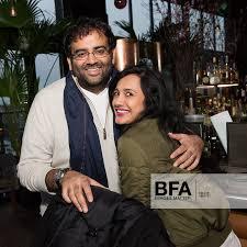 Sachin Patel, Avantika Patel at CUSHNIE ET OCHS FW 16: Afterparty at HOTEL  HUGO / id : 1869731