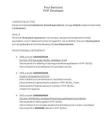 Web Designer Resume Objective Web Developer Resume Example Freelance ...