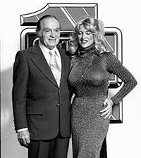 SEMA Hall of Fame - Linda Vaughn, 1985, Hurst Performance Products.