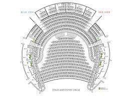 Auditorium Seating Plan Diagram Schematic