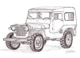 Off Road Jeep Coloring Pages Coloring Jeeps And Coloring Pages On