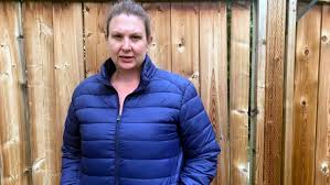 shannon mozak of edmonton says she bought this men s large jacket at for 5 er than the exact same item in a similar sized woman s plus size
