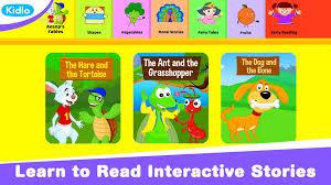 Truyện thiếu nhi bằng tiếng Anh - Sách để đọc cho Android - Tải về APK
