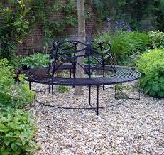 tree seats garden furniture. Fine Seats The Hoopback Tree Seat With Seats Garden Furniture H