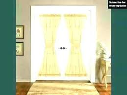 front door sidelight curtain panels sheer for window inch in front door curtain panel canada small for