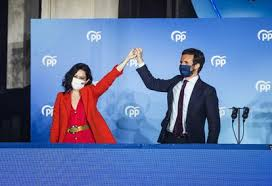 4M results: Madrid elections: The keys to Ayuso's victory | Opinion | EL  PAÍS in English
