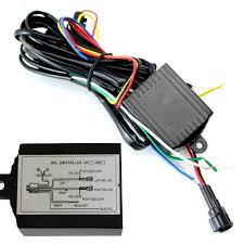 Universal Daytime Running Light Module Universal Led Daytime Running Light Automatic On Off Controller Module Box Relay