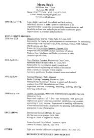 Marvellous Ms Word Resume Template 2007 Fishingstudio Com