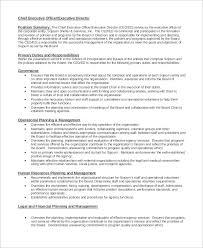 Resume Job Duties Examples Ceo Job Description How To Write A Job Description For A Resume S 81