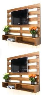 wood pallet tv stand diy corner instructions