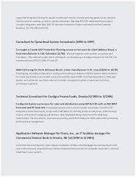 Qa Sample Resume Best Sample Resume For Software Test Engineer With Experience Outstanding