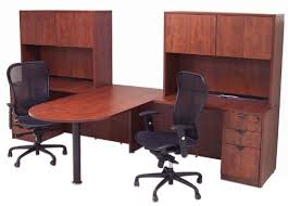 2 person office furniture. 2-person, t-shaped desk. 2 person office furniture