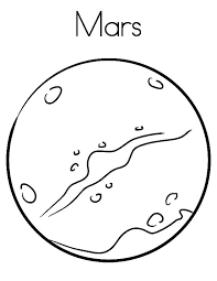 Small Picture Planet coloring pages mars ColoringStar