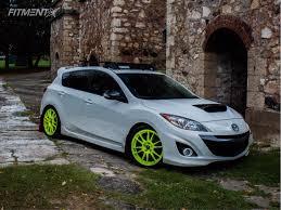 mazda 3 2013 custom. 1 2013 3 mazda swift spec r lowering springs oz racing ultraleggera custom