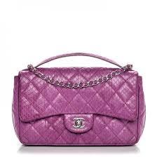 purple chanel bags. purple chanel bags i
