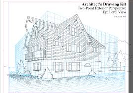 Architecture Drawing Png Kit With Decorating