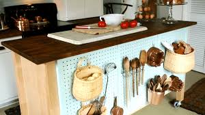 Kitchen island table with storage Kitchen Countertop Clever Ideas For Diy Kitchen Island Better Homes And Gardens Kitchen Islands Better Homes Gardens