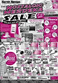 Sell Harvey Norman Furniture Appliances The Nostalgic Merdeka Sale