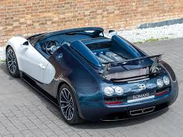 The hypercar began production in 2005 and has created multiple variants of the car since. Bugatti Veyron Grand Sport Vitesse Romans International United Kingdom For Sale On Lu Bugatti Veyron Grand Sport Vitesse Bugatti Veyron Bugatti Veyron 16