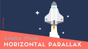 How To Create A Horizontal Parallax Effects In Adobe Muse