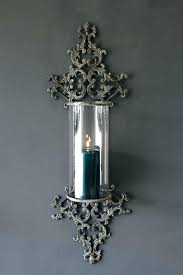 glass sconces for candles sconces with candles sconces candles sconces with candles large glass candle wall sconces