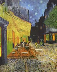 Café Terrace at Night