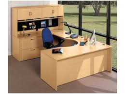 curved office desks. hyperwork curvedcorner ushaped office desk drawer curved desks e