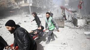 الغوطة - مومتزيس يطالب مجلس الأمن بضرورة البحث وقف إطلاق النار