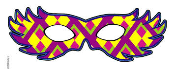 Free printable masquerade masks template for kids. 8 Free Printable Masquerade And Mardi Gras Masks