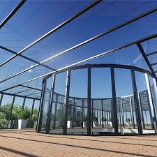 china tempered glass container sunroom glass roof panels for with ce certification china tempered building glass clear tempered glass