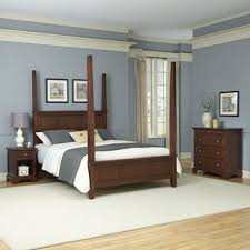 four poster bedroom furniture. Borden Four Poster 3 Piece Bedroom Set Furniture