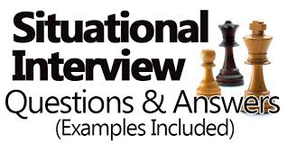 Star Interview Answers Examples Situational Interview Questions And Answers Examples Included