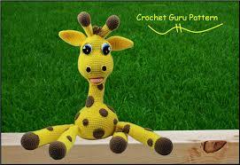 Crochet Giraffe Pattern Inspiration Crochet Giraffe Pattern