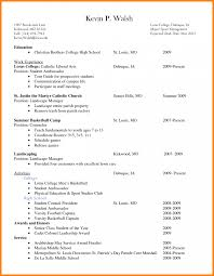Transform Resume Sample For College Student Philippines Your