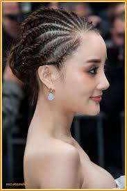 Plaiting Hair Style photo plaiting hair style glamours corn rows 11 braided 5428 by wearticles.com