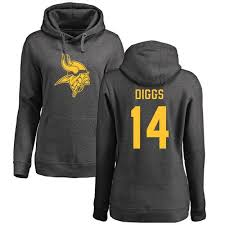 14 Stefon - Purple Diggs Minnesota Name Vikings Nfl Nike Pullover amp; Number Logo Hoodie abcdbabefa|NFL Recreation Preview - 49ers V Cardinals