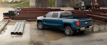 What to Expect From the 2017 Chevy Silverado 2500HD