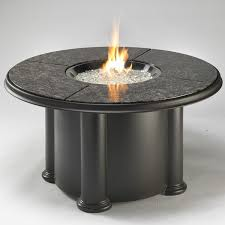 awesome small gas fire pit grand colonial gas fire pit co round gas table