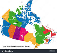 download map of canada with cities and capitals  major tourist