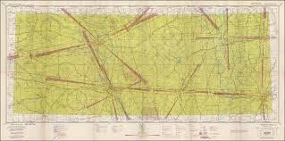 Restricted Shreveport Sectional Aeronautical Chart