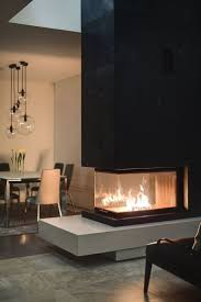 Modern Round Summer Fireplace: Zero by AK47 Design
