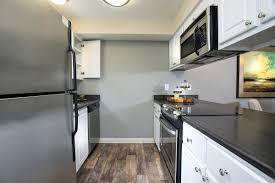 Kitchen Layout At Apartments In Vancouver, WA ...