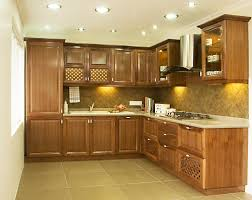 Great Kitchen Great Kitchen Interior Design Furnished Elegant Brown By Kitchen