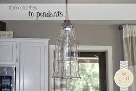 farmhouse style lighting. DIY Farmhouse Style Lighting! Lighting A