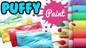 how to make puffy paint diy tutorial only 3 ings crafts for kids toy caboodle you