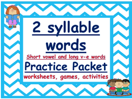 moreover First Grade Fanatics  New products  updates  and a freebie in addition  moreover Open and Closed Syllables Games and Activities in addition  additionally Sailing Through 1st Grade  Search results for Open syllable additionally  also Math Worksheets Syllable Kindergarten How To Make Spelling furthermore Syllables Worksheet 2   Syllable  Worksheets and School additionally The First Grade Sweet Life  End of the Year Testing Printables as well 19 best dividing words into syllables images on Pinterest. on first grade two worksheets for syllables