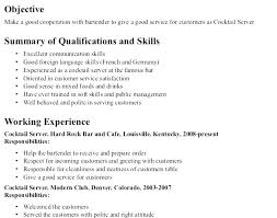 waitressing cv waitress resume samples waiter resume sample fresh restaurant server