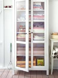 perfect bookcase with doors best ideas about glass on linen amusing shelves ikea billy