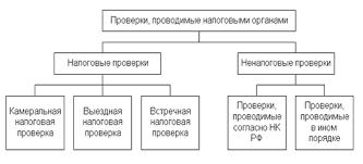 Курсовая работа Теория и практика проведения налоговых проверок  Налоговые проверки 1 1 Понятие виды